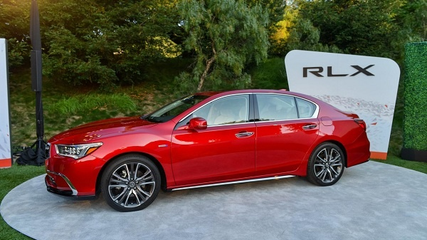2018 Acura RLX Photos