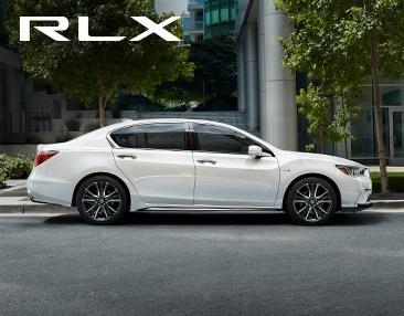 2018 Acura RLX Redesign