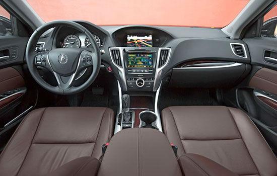 2018 Acura TLX Type S Interior