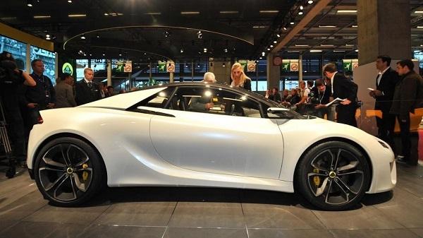 2018 Lotus Elise Model