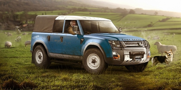 Land Rover Defender 2018 Camper Edition