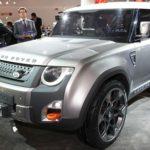 Land Rover Defender 2018 Canada