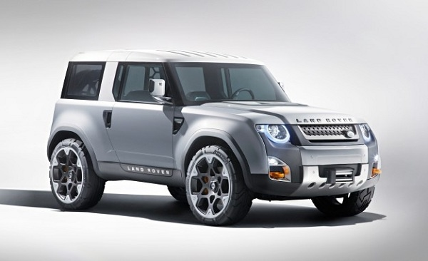 Land Rover Defender 2018 USA