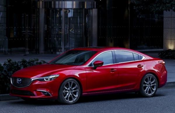 Nowa Mazda 6 2018