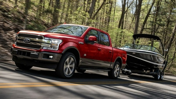 2018 Ford F150 Towing Capacity