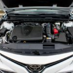 2018 Toyota Camry Engine
