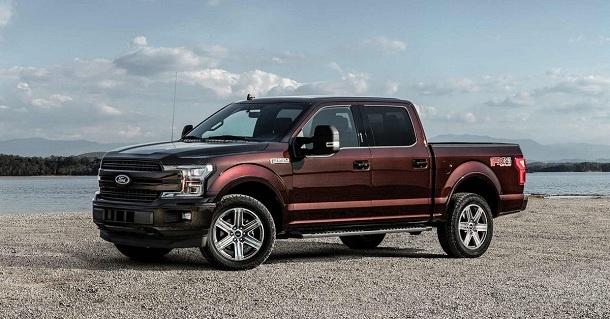 Ford F150 Diesel 2018
