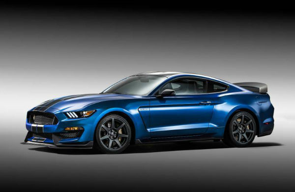 Ford Mustang 2018 GT500