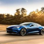 2018 Aston Martin Vanquish S Model