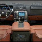 2018 Hummer H1 Interior