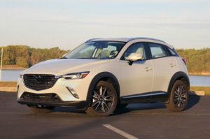 2018 Mazda CX3 GT