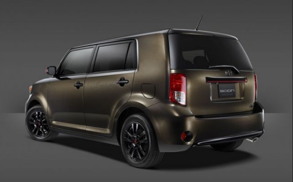 2018 Scion XB MSRP