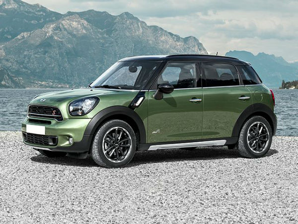 2018 Mini Cooper Countryman Hybrid