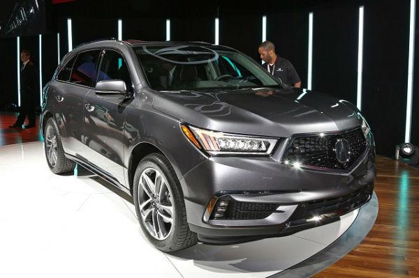 2019 Acura MDX Hybrid