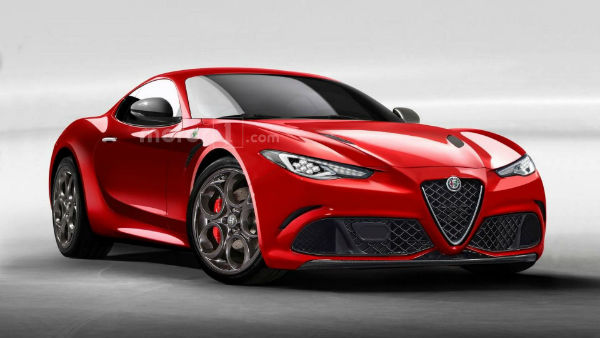 Alfa Romeo 6c 2019