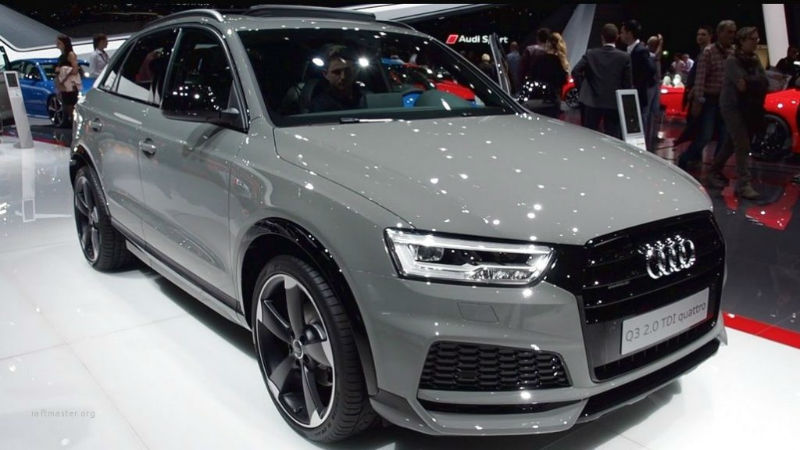 2019 Audi Q3 USA