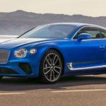 2019 Bentley Ccontinental