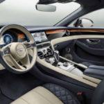 2019 Bentley Continental GT Interior