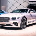 2019 Bentley Continental GT Speed