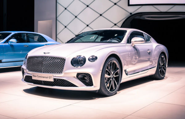 2019 Bentley Continental GT Supersports