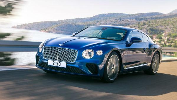 2019 Bentley GT