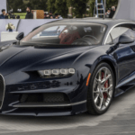 2019 Bugatti Chiron Black