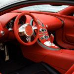 2019 Bugatti Chiron Interior