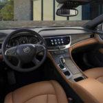2019 Buick Enclave Interior