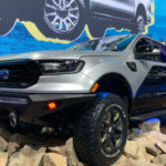 2019 Ford Ranger Lifted