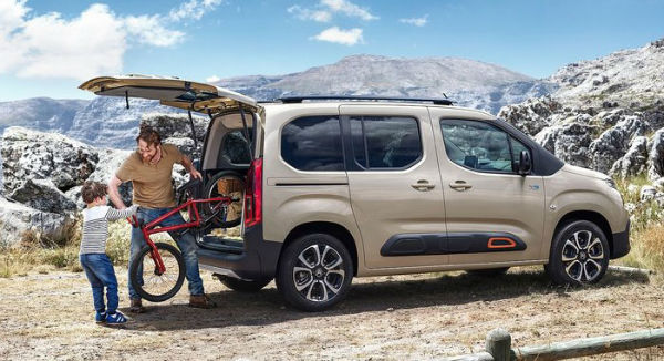 Citroen Berlingo 2019 4x4