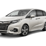Honda Odyssey 2019 Indonesia