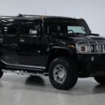 2019 Hummer H2 Black