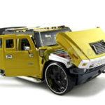 2019 Hummer H2 SUT Concept