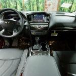 2019 Infiniti QX60 Luxe Interior