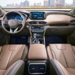 Hyundai Santa FE 2019 Interior