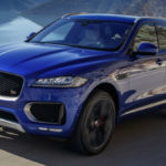 2019 Jaguar F Pace Black Edition