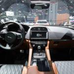 2019 Jaguar F Pace Interior