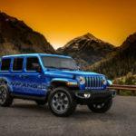 2019 Jeep Wrangler Colors