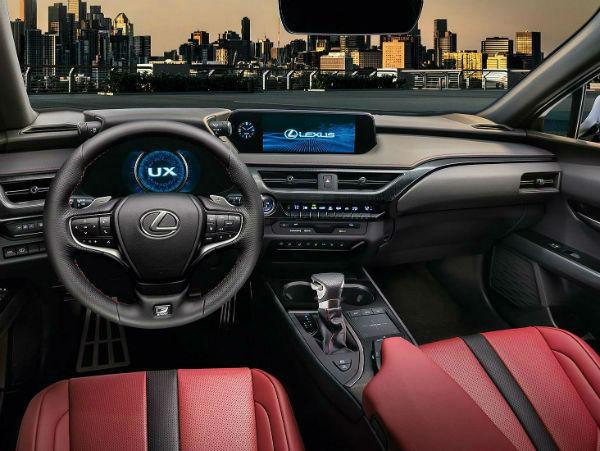 2019 Lexus IS Interior