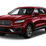 2019 Lincoln Nautilus Colors