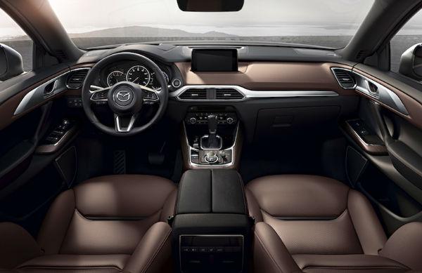 2019 Mazda CX-5 Signature Interior