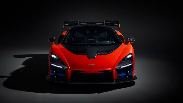 2019 McLaren Senna Wallpaper