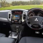 2019 Mitsubishi Pajero Sport Interior
