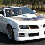 2019 Pontiac GTO White