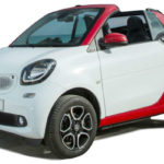 2019 Smart EQ Fortwo Convertible