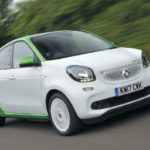 2019 Smart Fortwo Electric Drive Range