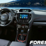 2019 Subaru Forester Sport Interior