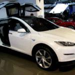 2019 Tesla Model X SUV