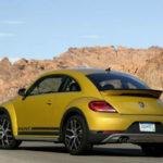 2019 Volkswagen Beetle Turbo