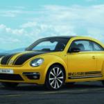 2019 Volkswagen Beetle Yellow